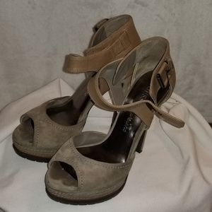 GUESS by Marciano 4 inch strap heels